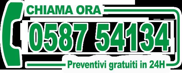 Chiama il numero 0587.54134